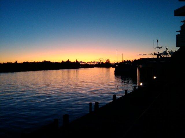 kleurrijke zonsondergang 1
