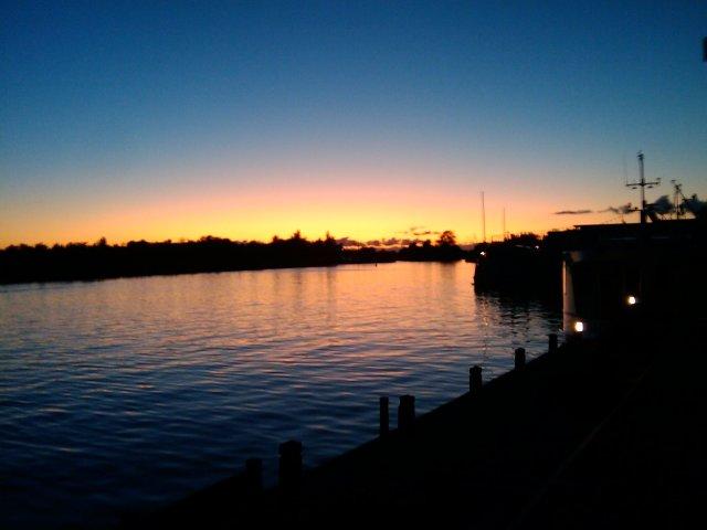 kleurrijke zonsondergang 2