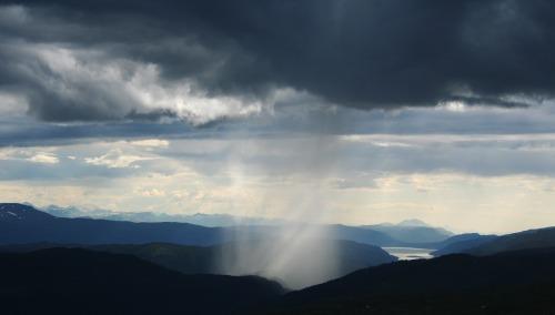 lokale regenbui wolken natuur 2