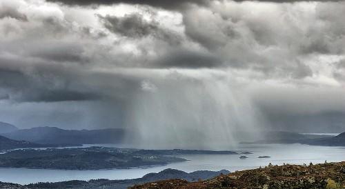 lokale regenbui wolken natuur 3