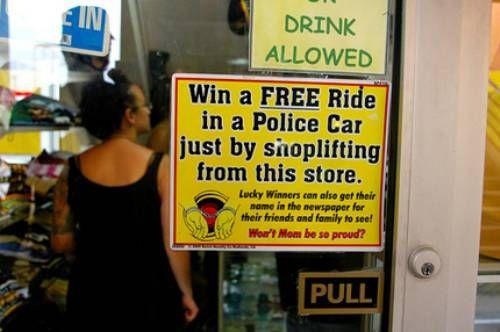 borden-gratis-ritje-in-politieauto