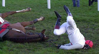 faceplant-jockey-horse