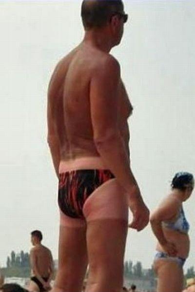 bikinilijn-fail