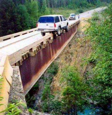 oops-parkeren-brug-op-het-randje