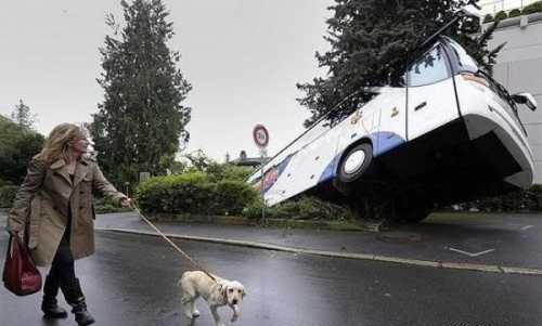 oops-parkeren-bus-onderuit